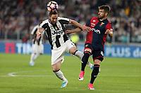 23.04.2017 - Torino - Serie A 2016/17 - 33a giornata  -  Juventus-Genoa nella  foto: Gonzalo Higuain