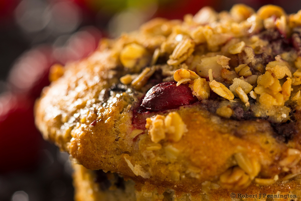 Delicious nut free baked goods.