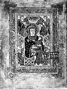 01/11/1955<br /> 11/01/1955<br /> 01 November 1955<br /> <br /> Special for Trinity College - Copy Negative of Page from Book of Kells