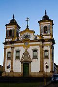 Mariana_MG, Brasil...Igreja Sao Francisco de Assis em Mariana. ..Sao Francisco de Assis church in Mariana...Foto: LEO DRUMOND / NITRO.