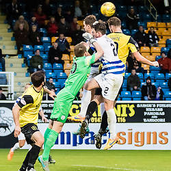 Morton v Livingston | Scottish Championship | 7 November 2015