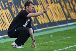 07.05.2011, Volkswagen Arena, Wolfsburg, GER, 1.FBL, VfL Wolfsburg vs 1.FC Kaiserslautern, im Bild Marco KURZ (Trainer Kaiserslautern) .EXPA Pictures © 2011, PhotoCredit: EXPA/ nph/  Schrader       ****** out of GER / SWE / CRO  / BEL ******