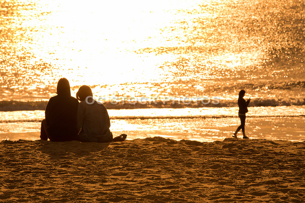 Laguna Beach Sunset Lifestyle at Main Beach