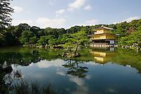 Japan Kyoto Kinkaku-ji (Golden Pavilion Temple)