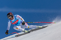 Vanino Giovanni from Italy during the downhill of Open National Championship of Slovenia 2019, on March 30, 2019, on Krvavec, Slovenia. Photo by Urban Meglic / Sportida