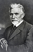(Ferdinand) August Bebel (1840-1913) German Socialist.
