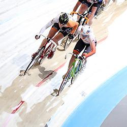 16-12-2016: Wielrennen: NK baanwielrennen: Apeldoorn  <br /> APELDOORN (NED) baanwielrennen    <br /> Vera Koedooder, Roxane Kneteman