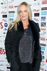 © Licensed to London News Pictures. 06/12/2013, UK. Katherine Kingsley, launch party, Cafe De Paris, London UK, 06 December 2013,. Photo credit : Raimondas Kazenas/Piqtured/LNP