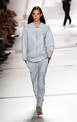 Lacoste show  at New York Fashion Week for Spring/ Summer 2013 , Saturday, 8th September 2012. Photo by: Stephen Lock / i-Images
