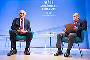 Zalmay Khalilzad speaks at the 9/11 Museum (Photo by Ben Hider)