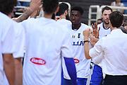 Awudu Abass<br /> Nazionale Italiana Maschile Senior<br /> Torneo dell Acropolis<br /> Italia Serbia Italy Serbia<br /> FIP 2017<br /> Atene, 23/08/2017<br /> Foto M.Ceretti / Ciamillo - Castoria