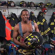 The Asbury Park Firefighters 2010 Calendar raised funds for the charitable organizations supported by the IAFF Local 384 Firefighters Union.