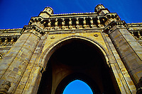 Gateway to India arch, Mumbai (Bombay), Maharashtra, India