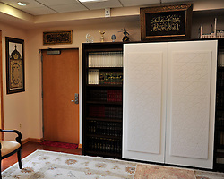 A look at the private residence and personal living space of Fetullah Gulen at his Pocono Mountain compound Saturday, July 16th, 2016 in Saylorsburg, Pennsylvania.