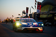 March 16-18, 2017: Mobil 1 12 Hours of Sebring. 66 Ford Chip Ganassi Racing, Ford GT, Dirk Mueller, Joey Hand, Sebastien Bourdais