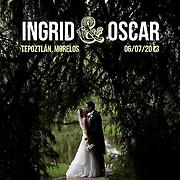 Boda Ingrid + Oscar