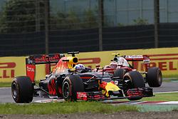 October 9, 2016 - Suzuka, Japan - Motorsports: FIA Formula One World Championship 2016, Grand Prix of Japan, .#3 Daniel Ricciardo (AUS, Red Bull Racing) (Credit Image: © Hoch Zwei via ZUMA Wire)