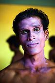 Dominic Sansoni - Portraits in Colour.