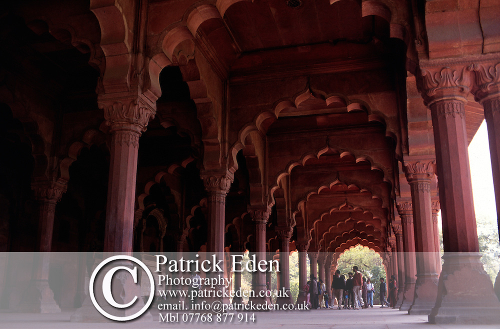Red Fort Delhi India © Patrick Eden