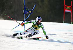 DOPFER Fritz of Germany competes during 10th Men's Slalom - Pokal Vitranc 2014 of FIS Alpine Ski World Cup 2013/2014, on March 8, 2014 in Vitranc, Kranjska Gora, Slovenia. Photo by Matic Klansek Velej / Sportida