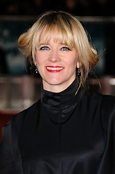 Edith Bowman attends The Woman in Black - World Premiere held at the Royal Festival Hall, London, Tuesday January 25, 2012. Photo By i-Images