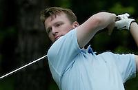 MOLENSCHOT - Niels Lindeboom.   Voorjaarswedstrijd golf 2003 op GC Toxandria. . COPYRIGHT KOEN SUYK