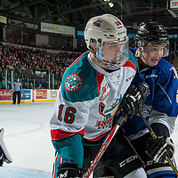 123016 Victoria Royals at Kelowna Rockets