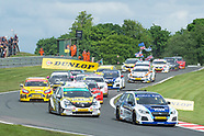 British Touring Car Championship - Oulton Park - 20th-21st May 2017