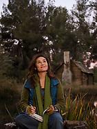 SERN8X0037 Rebif Wish Campaign; Serono/Pfizer; rebif; Don Matera/Chelsea Deming; Dec 9-11,2008; 1) Starry Night scenario to include night sky, telescope, campfire, star gazing, and writing in journal; 2) Dandelion scenario to include dandelion, woman running in field, lying in field, blowing dandelion in wind, and playing in field; 3) Fountain scenario to include coins in fountain, dropping coin fountain, kicking up water, and talking at fountain. All scenarios to include environmental portraits of ambassadors.