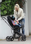 11.MAY.2011. LONDON<br /> <br /> SINGER GWEN STEFANI OUT AND ABOUT IN PRIMROSE HILL WITH HER FAMILY.<br /> <br /> BYLINE: EDBIMAGEARCHIVE.COM<br /> <br /> *THIS IMAGE IS STRICTLY FOR UK NEWSPAPERS AND MAGAZINES ONLY*<br /> *FOR WORLD WIDE SALES AND WEB USE PLEASE CONTACT EDBIMAGEARCHIVE - 0208 954 5968*