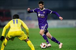 Mitja Viler of NK Maribor during football match between NK Domzale and NK Maribior in 18th Round of Prva liga Telekom Slovenije 2018/19, on November 11, 2018 in Sportni Park, Domzale, Slovenia. Photo by Vid Ponikvar / Sportida