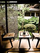 Temple lodging, Yochiin.