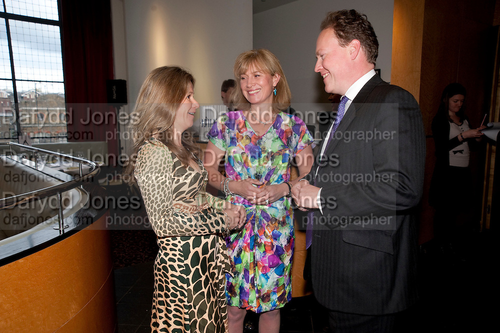 ALISON SEATON; ALISON MAYNE; GILES PRETOR-PINNEY, Literary charity First Story fundraising dinner. Cafe Anglais. London. 10 May 2010. *** Local Caption *** -DO NOT ARCHIVE-© Copyright Photograph by Dafydd Jones. 248 Clapham Rd. London SW9 0PZ. Tel 0207 820 0771. www.dafjones.com.<br /> ALISON SEATON; ALISON MAYNE; GILES PRETOR-PINNEY, Literary charity First Story fundraising dinner. Cafe Anglais. London. 10 May 2010.