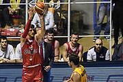 DESCRIZIONE : Torino Lega A 2015-2016 Manital Torino - Grissin Bon Reggio Emilia<br /> GIOCATORE : Achille Polonara<br /> CATEGORIA : Tiro Tre Punti Three Point<br /> SQUADRA : Grissin Bon Reggio Emilia<br /> EVENTO : Campionato Lega A 2015-2016<br /> GARA : Manital Torino - Grissin Bon Reggio Emilia<br /> DATA : 05/10/2015<br /> SPORT : Pallacanestro<br /> AUTORE : Agenzia Ciamillo-Castoria/GiulioCiamillo