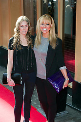© Licensed to London News Pictures 09/02/2011 London, UK. .Liz McClarnon and friend arrive at the Waldorf Hotel, London for the seventh Tesco Mum of the Year Awards..Photo credit : Simon Jacobs/LNP