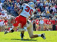 2011 VMI Football vs Stony Brook