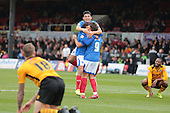 Newport County v Portsmouth 171015
