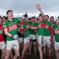 Kilmurry Ibrickane celebrate their win