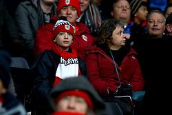 Bristol City fans - Mandatory by-line: Robbie Stephenson/JMP - 11/02/2017 - FOOTBALL - iPro Stadium - Derby, England - Derby County v Bristol City - Sky Bet Championship