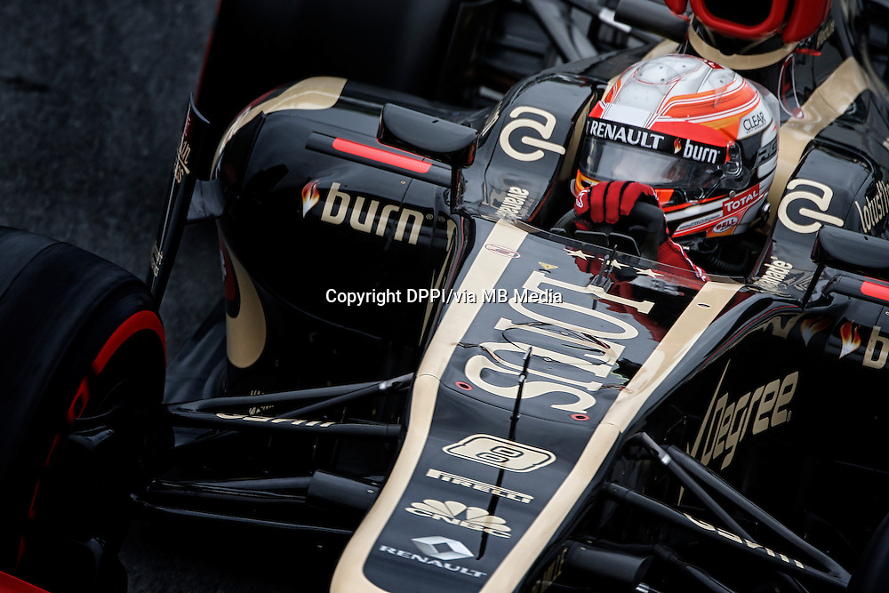 MOTORSPORT - F1 2013 - GRAND PRIX OF CANADA - MONTREAL (CAN) - 07 TO 09/06/2013 - PHOTO FRANCOIS FLAMAND / DPPI - GROSJEAN ROMAIN (FRA) - LOTUS E21 RENAULT - ACTION