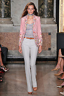 Emilio Pucci<br /> Milan Fashion Week Spring Summer 2015 September 2014