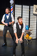 Wellington, NZ. 16 March 2015. Beards! Beards! Beards!, at Circa Theatre, by Trick of the Light Theatre. Part of the Capital E National Arts Festival, March 2015. Photo credit: Stephen A'Court. COPYRIGHT: ©Stephen A'Court