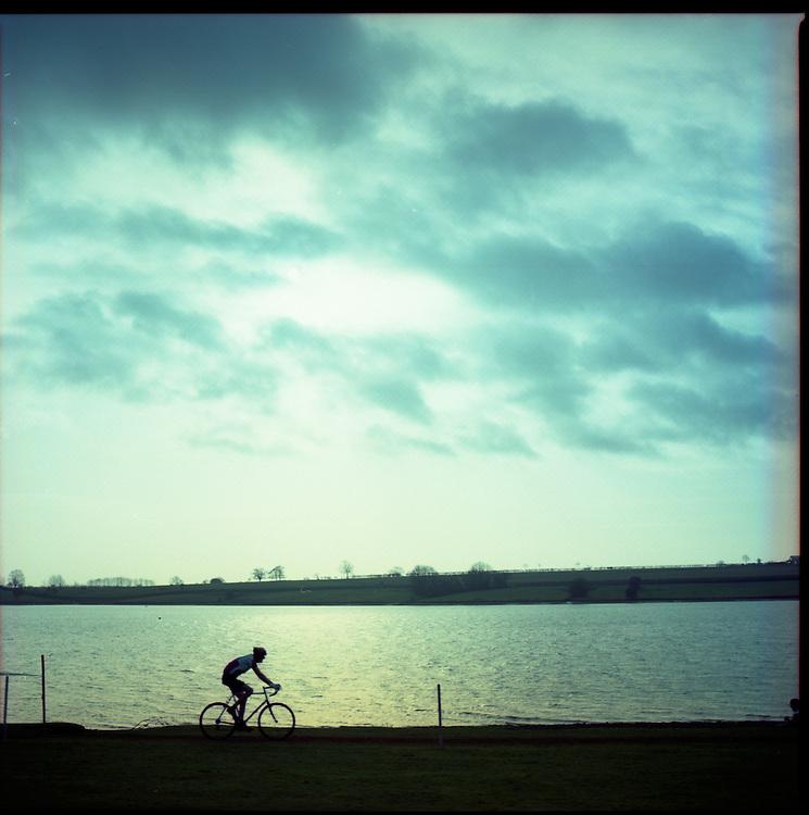 Rutland CiClo Cross race, Rutland Water, 17.1.10.