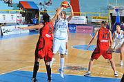 DESCRIZIONE : Cagliari Qualificazioni Europei 2011 Italia Belgio<br /> GIOCATORE : Giorgia Sottana<br /> SQUADRA : Nazionale Italia Donne<br /> EVENTO : Qualificazioni Europei 2011<br /> GARA : Italia Belgio<br /> DATA : 20/08/2010 <br /> CATEGORIA : Tiro<br /> SPORT : Pallacanestro <br /> AUTORE : Agenzia Ciamillo-Castoria/M.Gregolin<br /> Galleria : Fip Nazionali 2010 <br /> Fotonotizia : Cagliari Qualificazioni Europei 2011 Italia Belgio<br /> Predefinita :