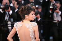Actress Eva Longoria at the gala screening of the film Moonrise Kingdom at the 65th Cannes Film Festival. Wednesday 16th May 2012, the red carpet at Palais Des Festivals in Cannes, France.