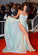 Italian actress Giglia Marra's Red Carpet Fashion Faux Pas