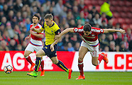 Middlesbrough v Oxford United - 18 Feb 2017