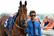 Three Little Birds ridden by Gary Mahon and trained by Ronald Harris in the Octagon Consultancy Handicap race.  - Ryan Hiscott/JMP - 24/05/2019 - PR - Bath Racecourse - Bath, England - Friday 24th May 2019 Race Meeting at Bath Racecourse