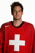 31.07.2013; Wetzikon; Eishockey - Portrait Nationalmannschaft; Luca Cunti (Valeriano Di Domenico/freshfocus)