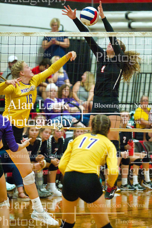 27 August 2019:    Monticello Sages at Heyworth Hornets at Heyworth Illinois